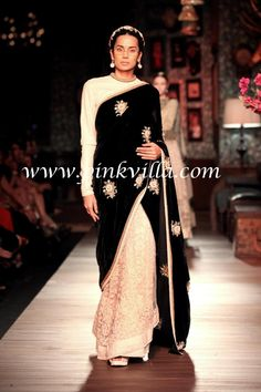 Sabyasachi collection at the Delhi Couture Week 2012