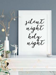 rustic vintage home decor Minimal Christmas, Modern Christmas, Rustic Christmas, White Christmas, Christmas Time, Xmas, Vintage Home Decor, Rustic Decor, Christmas Verses