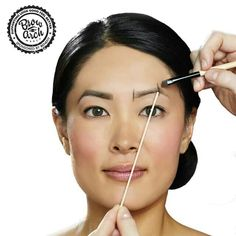 Tailor your brows