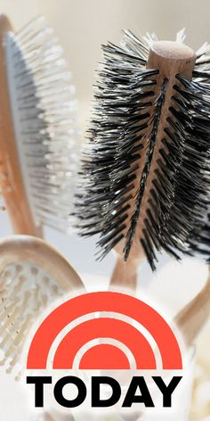 Can the wrong brush be responsible for your bad hair day? Hair Gel, Wet Hair, Types Of Hair Brushes, Best Hair Brush, Curly Hair Types, Bad Hair Day, Hair Trends, Naturally Curly, Your Hair