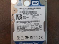 Western Digital WD6400BPVT-75HXZT3 DCM:HHCTJCN 640gb Sata - Effective Electronics #datarecovery #harddriverepair #computerrepair #harddrives #harddriveparts #westerndigital