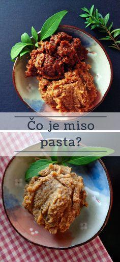 Miso pasta, svetlá, tmavá. Pasta, Beef, Chicken, Food, Meat, Essen, Meals, Yemek, Eten