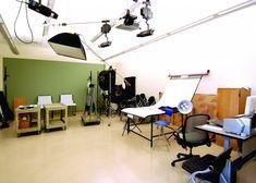 Simple Home Photography Studio Design Ideas:Photography Studio Design Ideas - Lighting Studio
