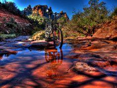 Sedona, Arizona, mtb, cycles, bike.