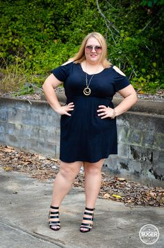Suger Coat It | Amping up the casual LBD | http://sugercoatit.com
