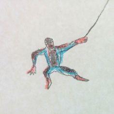 #taller582 #spiderman #unafotoaldia