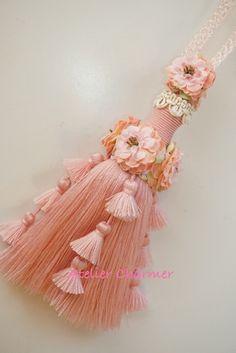 Atelier Cha…mini tassels on a Tassel!!!