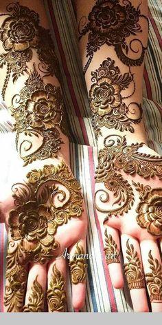 detailed mehndi design for hand Mehandi Design Henna Design# Mehandi Art Mehandi Art Henna Art Beautiful henna design by how lush the paste look like! Make the design so beautiful detailed mehndi design for hand Henna Hand Designs, Mehndi Designs Finger, Rose Mehndi Designs, Simple Arabic Mehndi Designs, Latest Bridal Mehndi Designs, Mehndi Designs 2018, Modern Mehndi Designs, Mehndi Designs For Beginners, Mehndi Designs For Girls