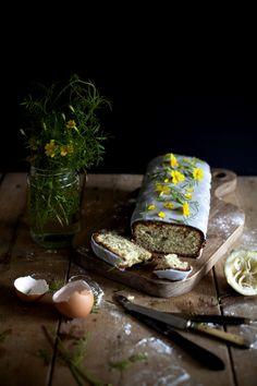 Lemoncake with  Poppyseed by Berta