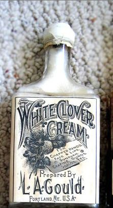 White Clover Cream