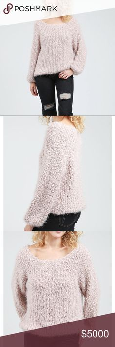 🆕Mauve Cozzy On-Off Shoulder Pullover ✨This is an amazingly soft pullover. I am in love with this and you will be too! If you purchase just ONE sweater this season.. This should be it!! Pictures don't do it justice.  It can be worn on or off the shoulder comfortably... And has a slightly loose fit with out being over the edge baggy. Available in Mauve and Black... If you can, get both now while they are available. Desired Collection Sweaters