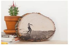 If simply framing your favorite photos doesn't quite do them justice, try transferring your best prints onto wood. This creative display will showcase your ...