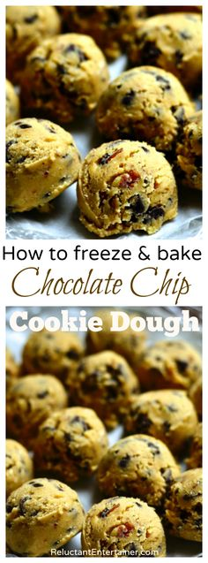 Ultimate Chocolate Chip Cookie Dough