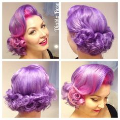 Hair inspiration from Diablo Rose