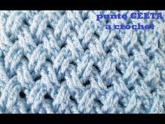 Fingerless Gloves Crochet Pattern, Crochet Slippers, Tunisian Crochet, Knit Crochet, Crochet Baby Booties Tutorial, Braidless Crochet, Crochet Circles, Bead Crochet Rope, Crochet Stitches Patterns