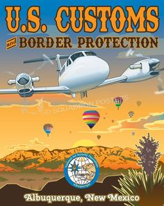 Share Squadron Posters for a 10% off coupon! U.S. Customs and Border Protection NASOC-A #http://www.pinterest.com/squadronposters/