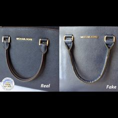 MK BAGS Ladies check these bags before YU make deals with these scammers .... Don't buy FAKE MK BAGS ... MICHAEL Michael Kors Bags Satchels