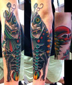 Stylized Tattoo