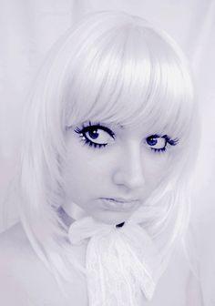 Model/Makeup: Anastasia Volodina