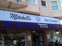 Stop by Mitchell's Ice Cream for a frosty treat to beat the heat. If your palette is feeling adventurous, try Halo Halo, a traditional Filipino dessert with mongo beans and sweet beans, buko, langka, ube, pineapple, kaong (palm fruit), evaporated milk, shaved ice and a scoop of ice cream.