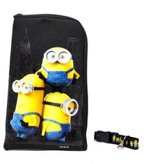 Disney Minions Lanyard with Detachable Coin Pouch Just $8.99! Down From $17.99!
