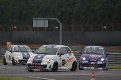 Grande spettacolo Abarth sul circuito di Adria e a Verona Legend Cars e per la seconda prova della Coppa Abarth Classiche Michelin