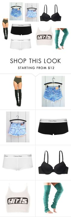 448e4be972c by fairlydecent on Polyvore featuring Calvin Klein