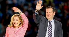 Ted Cruz is sounding off against Wall Street and financial institutions, including Goldman Sachs, where his wife Heidi works as a managing director in Houston.Asked whether Goldman Sachs is a positive or negative force in society, the Texas senator and recently declared presidential candidate told Bloomberg Politics on Tuesday that there's a...