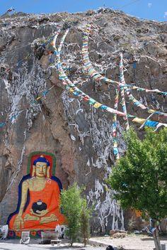 Buddha. Tibet