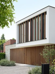 house HOVE I single family house - Roeselare | CAS Architecten