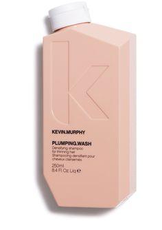PLUMPING.WASH / Shampoing densifiant et revitalisant, exfoliant, accélère la pousse, préserve la santé des cheveux, contribue à limiter la chute des cheveux #Kevin.Murphy