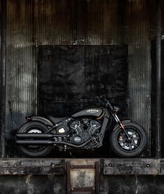 Vintage Motorcycles Classic The Jack Daniel's Tennessee Whiskey Limited Edition Indian Scout Bobber celebrates the heart and soul of the Jack Daniel's Fire Brigade. Indian Bobber, Indian Motorbike, Indian Scout, Cool Motorcycles, Vintage Motorcycles, Indian Motorcycles, Triumph Motorcycles, Kawasaki Motorcycles, Motos Harley Davidson