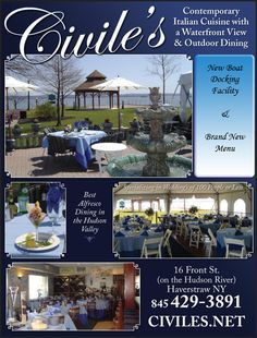 Civile's Venice on the Hudson - Haverstraw, NY  RP for you by http://tyler-cueto-dchhondaofnanuet.socdlr2.us/