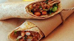 Thanksgiving Leftover Recipes - Burritos #Leftovers #Thanksgiving #Burritos