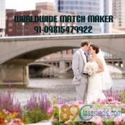 ELITE CLASS MANGLIK MANGLIK 09815479922 MATRIMONY INDIA