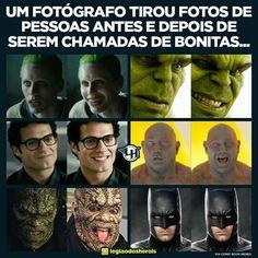 Batman sendo Batman