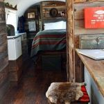 Ideas Repair Small Campers Classic Travel Trailer, If you're going to be residing in your camper fulltime, then you want to be certain that you track down an RV that's right for your lifestyle and your..., #campers #classic #ideas #repair #small #trailer #travel Camper Interior Design, Vintage Camper Interior, Vintage Interior Design, Interior Ideas, Travel Camper, Rv Travel Trailers, Airstream Trailers, Diy Camper, Camper Ideas