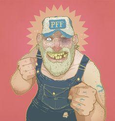 Punch Fight Fuck by ~paulorocker on deviantART