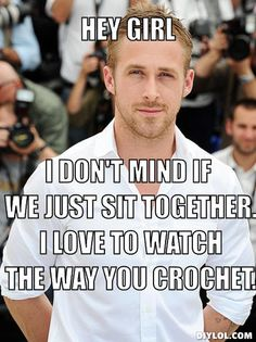 hey girl crochet (so sorry but these are really growing on me and I can't resist)
