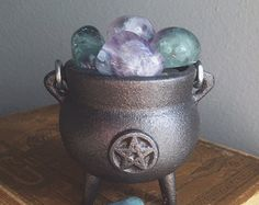 Fluorite for Concentration and Faery Realm