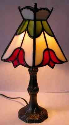 More samples on this site - Tulip - lamp5