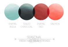 fresh hues   color + inspiration downstairs accent colors for office