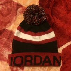 737093c963e A pom pom beanie you can wear during the winter or whenever you feel like  it! Comment if you have any questions  ) Champs Accessories Hats