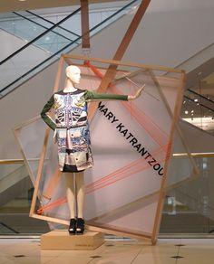 "Mary Katrantzou at Nordstrom USA,""SEE THROUGH"", pinned by Ton van der Veer"