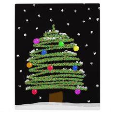 Christmas Tree Photo Plaque #Christmas #Tree #Plaque