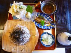 """Pranzo """"Kashiwaya-Honten""""(Hotel), Bessyo-Onsen(Terme), Ueda Nagano Japan"""