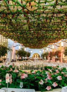 The largest indoor sukkah in the world is at the Waldorf Astoria Hotel in Jerusalm