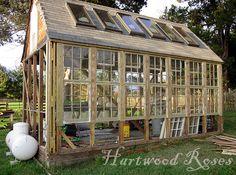 I would love a greenhouse
