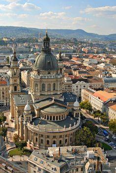 St. Stephen Bazilika, Budapest