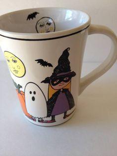 HALLOWEEN MUG Goblins Mug Ursula Dodge for Signature